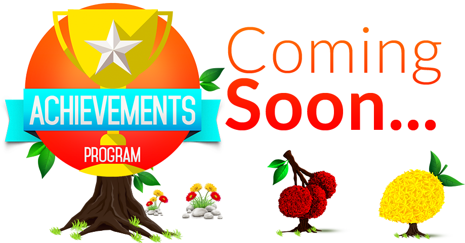 Achievements Program: Coming Soon