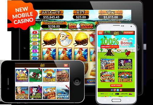 mobile casino games slots on smartphone slots garden - Slots Garden Casino